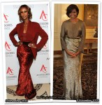 Who Wore Rachel Roy Better? Iman or Michelle Obama