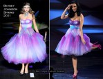 Katy Perry In Betsey Johnson - 2011 People's Choice Awards