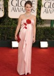 Natalie Portman In Viktor & Rolf – 2011 Golden Globe Awards