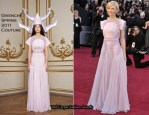 Cate Blanchett In Givenchy Couture - 2011 Oscars