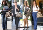 Jennifer Love Hewitt's Obsession - Valentino Nuage Lace Tote