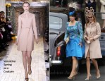 Princess Eugenie In Vivienne Westwood & Princess Beatrice In Valentino Couture - 2011 Royal Wedding