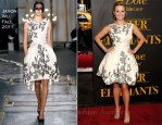 "Reese Witherspoon In Jason Wu - ""Water For Elephants"" New York Premiere"