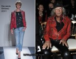 James Goldstein @ Mercedes-Benz Russia Fashion Week