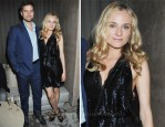 Diane Kruger In Roberto Cavalli - Ian Schrager Edition Hotel Istanbul Opening