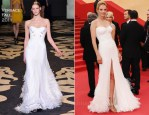 Uma Thurman In Versace - 2011 Cannes Film Festival Opening Ceremony