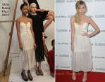 Diana Vickers In Tata Naka - 2011 Glamour Women of the Year Awards