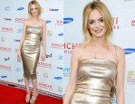 "Heather Graham In Donna Karan - ""Kimchi Chronicles"" Launch Party"