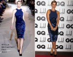 Louise Redknapp In Stella McCartney - 2011 GQ Men Of The Year Awards