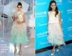 Sarah Jessica Parker In Louis Vuitton - 8th Annual UNICEF Snowflake Ball
