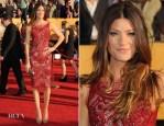 Jennifer Carpenter In Emilio Pucci Spring 2012 - 2012 SAG Awards