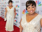 Chandra Wilson In Alberto Makali - 2012 NAACP Image Awards