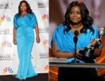 Octavia Spencer In Tadashi Shoji - 2012 NAACP Image Awards