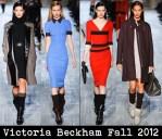 Victoria Beckham Fall 2012