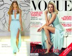 Charlize Theron for Vogue UK May 2012