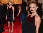 Kate Bosworth In Prada - 2012 Met Gala