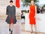 Nicole Kidman In Antonio Berardi - 'Paperboy' Cannes Film Festival Photocall