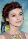 Keira Knightley's 'Seeking A Friend For The End of The World' Chanel Makeup