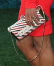 Christina Milian's Kate Spade New York clutch