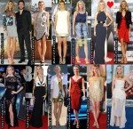 Which Was Your Favourite Brooklyn Decker 'Battleship' Promotional Tour Look?