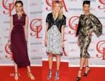 Models @ The CFDA Fashion Awards 2012