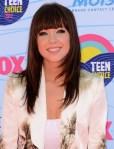 Carly Rae Jepsen's Teen Choice Awards 'Breakout Artist' Winning Makeup