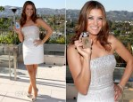 Kate Walsh In Christian Cota - 'Billionaire Boyfriend' Fragrance Launch