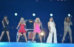The Spice Girls At The 2012 Olympic Games Closing Ceremony