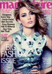 Miley Cyrus For Marie Claire US September 2012