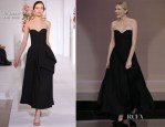 Kirsten Dunst In Jil Sander - The Tonight Show with Jay Leno