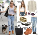 Steal Her Style: Miley Cyrus' Philly Look
