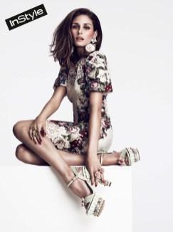 Dolce & Gabbana dress and Dolce & Gabbana heels
