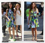 Who Wore Kate Spade New York Better? Zendaya or Emmy Rossum?