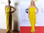 Claire Danes In Lanvin - 2012 Emmy Awards
