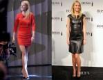 Gwyneth Paltrow In Boss Black -  'El Hormiguero' & 'Boss Nuit Pour Femme' Fragrance Launch
