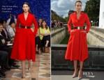 Leelee Sobieski In Christian Dior Couture - Christian Dior Spring 2013 Presentation