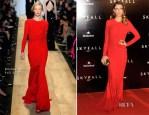 Natasha Yarovenko In Michael Kors - 'Skyfall' Madrid Premiere