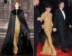Penelope Cruz In L'Wren Scott - 'Skyfall' Royal Premiere After-Party
