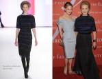 Renee Zellweger In Carolina Herrera - 29th Annual Fashion Group International Night Of Stars