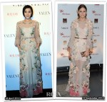 Who Wore Valentino Better...Fan Bingbing or Olivia Palermo?
