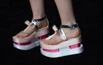 Elle Fanning's Prada shoes