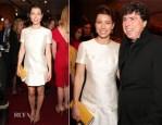 Jessica Biel In Michael Kors - 'Hitchcock' LA Premiere After-Party