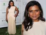 Mindy Kaling In Max Mara - 1st Annual Baby2Baby Gala