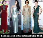Best Dressed International Star 2012 - Fan Bingbing
