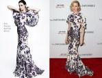 Naomi Watts In Zac Posen - 'The Impossible' LA Premiere