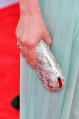 Ellie Kemper's clutch