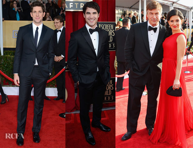 2013 SAG Awards Menswear Round Up 5