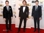 2013 Critics' Choice Movie Awards Menswear Round Up