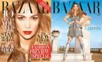 Jennifer Lopez for Harper's Bazaar US February 2013
