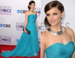 Rachael Leigh Cook In Oliver Tolentino - 2013 People's Choice Awards